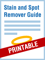 Spot and Spill Remover Guide